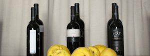 Los membrillos y nuestros vinos